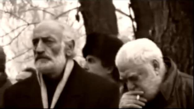 Սոս Սարգսյանը և Խորեն Աբրամյանը